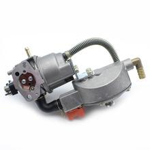 CARBURETOR CONVERSION KIT FOR HONDA GX160 168F EC2500 C/CL /CX SERIES GENERATOR GENSET GASOLINE/LPG/CNG DUAL FUEL(China (Mainland))