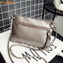 Buy Naivety Fashion PU Leather Zipper Women Bag Small Shoulder Handbag Tote Lady Purse 15S70106 drop for $3.49 in AliExpress store
