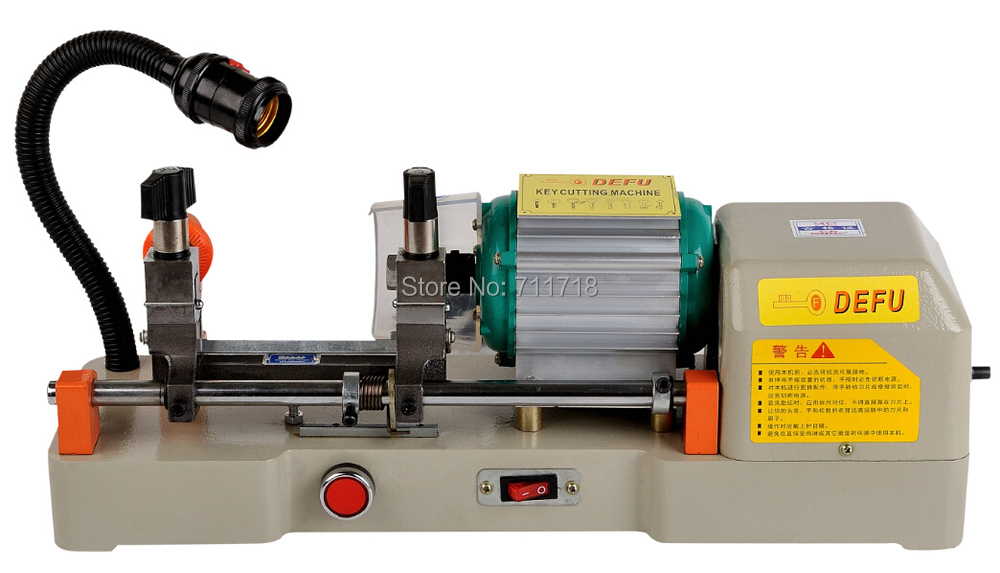 Defu 668b Universal Duplicate Car Remote Key Cutter Cutting Machine(China (Mainland))