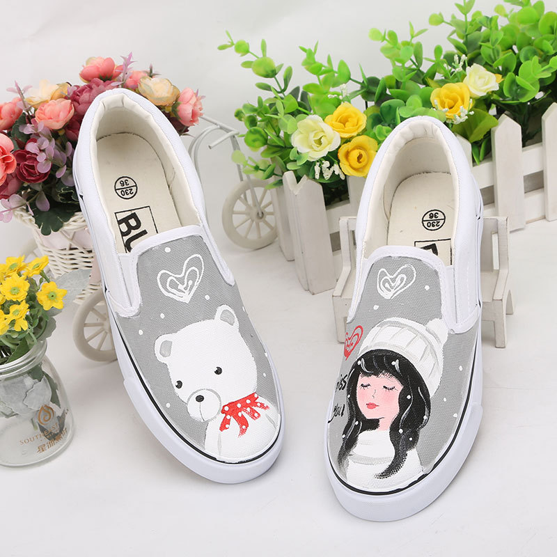 2016 fashion new men simple shoes Lover Breathable cozy woman casual canvas shoes(China (Mainland))