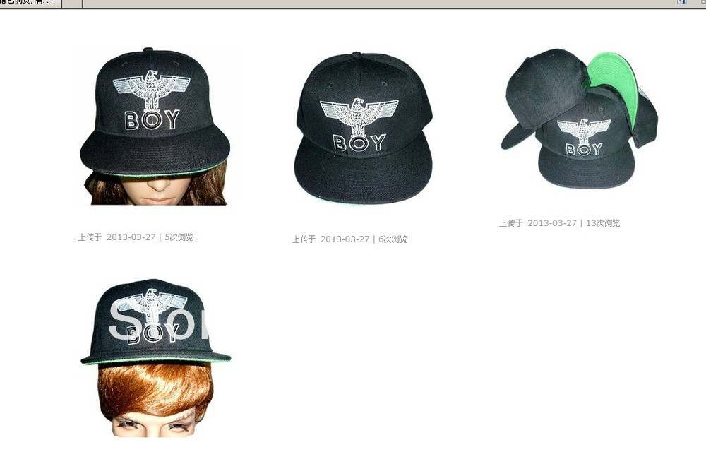 Free shipping   BOY Eagles snapback caps