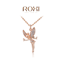 ROXI fashion new arrival, genuine Austrian crystal,fashion women.party necklaces,Chrismas/Birthday gift