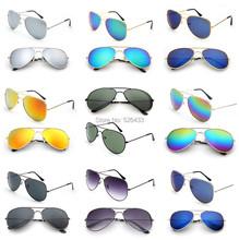 2015 Hot Sales Fashion Star Sunglasses Oculos De Sol Women Men Aviator Polarized Mirrored Lens UV Protection Sun Glasses
