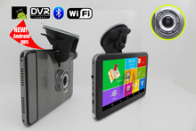 7 inch Android gps dvr built-in  AVIN, Bluetooth,FM ,Wifi, Video Car gps navigation(China (Mainland))