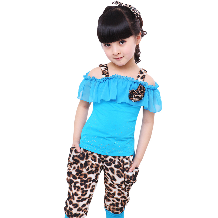Aliexpress Buy Girls Clothing Sets New Summer