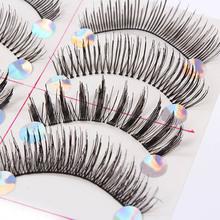 Hot Selling Fashion 10 Pairs Wispy Thicken Mix Handmade Natural False Eyelashes Long Fake Lashes 78 - New Life World store