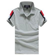 2016 Men's short sleeve polo shirt brand Men's short-sleeved polo shirt Business Men polo