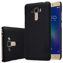 case for asus zenfone 3 laser zc551kl NILLKIN Frosted PC Plastic back cover with Screen Protector zc551kl case cover 5.5 inch(China (Mainland))
