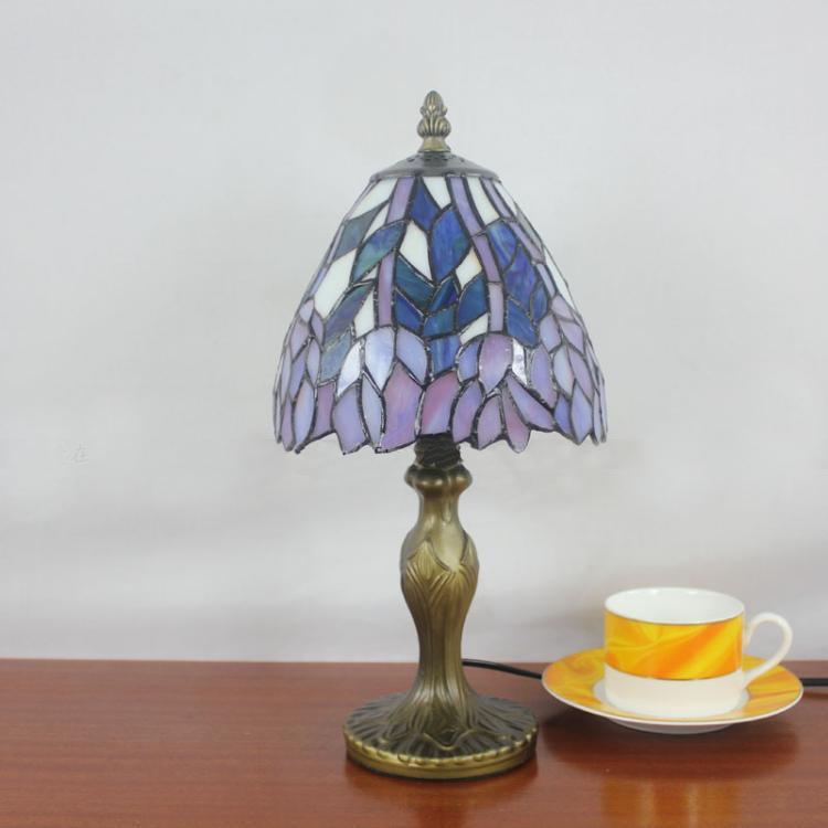 desk lamp tiffany european living room study decorative plas