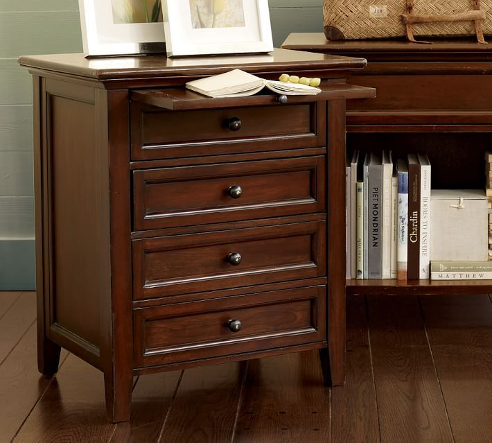 BST002 4-DRAWER BEDSIDE TABLE antique style(China (Mainland))