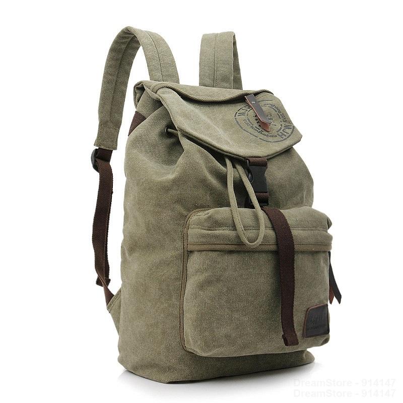 2016 New Vintage Canvas Shoulder Bag Student Schoolbag Women Travel Bags Womens Fashion Backpack<br><br>Aliexpress