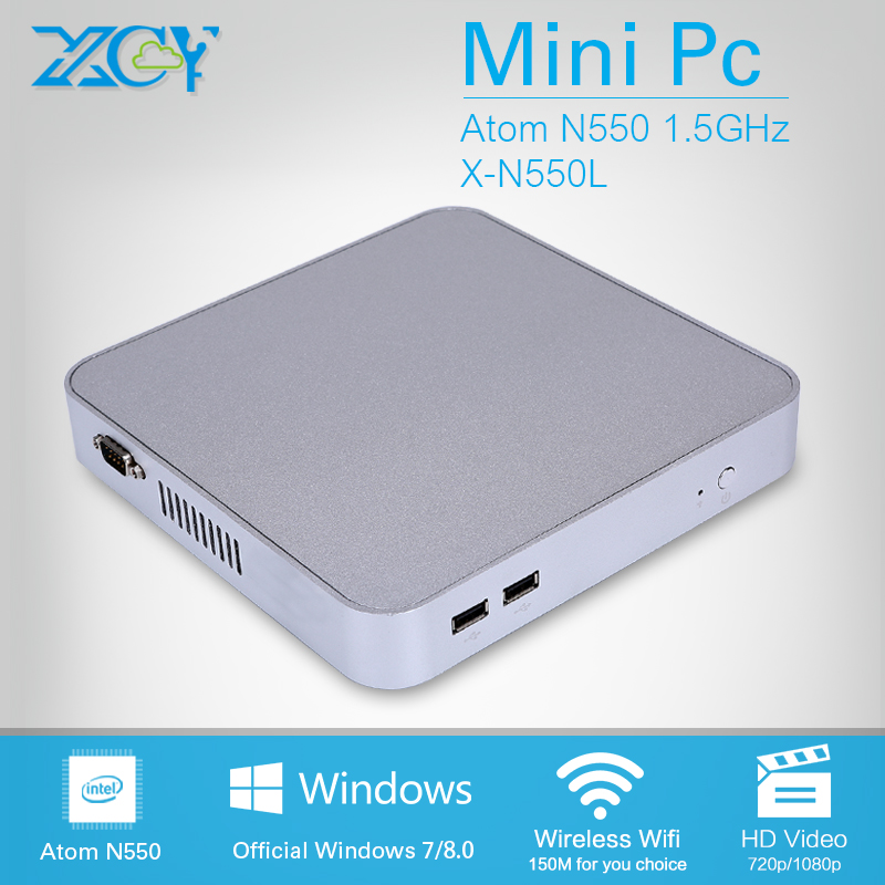 Excellent Windows Embedded Thinclient Smallest Pc mini Computer X26-n550l N550 1.5GHZ Dual Core 2gb Ram 32g SSD(China (Mainland))