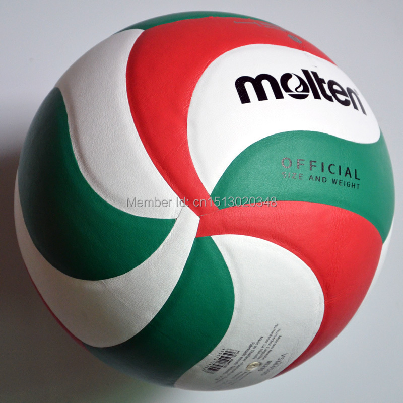 Free Shipping Hot Sale NEW Brand Molten Official weight Size 5 PU Volleyball Soft Touch V5M4500 Match Volleyball High Quality(China (Mainland))