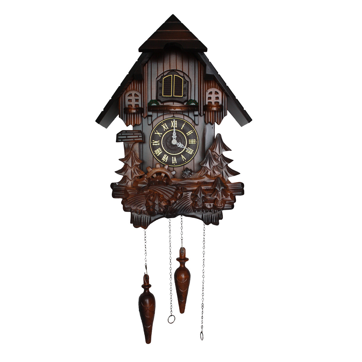 Popular Handmade Wooden Clocks Buy Cheap Handmade Wooden