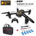 Free Shipping Upgraded H107L Hubsan X4 Plus H107P RC Quadcopter Drone 5xBattery Carrying Case