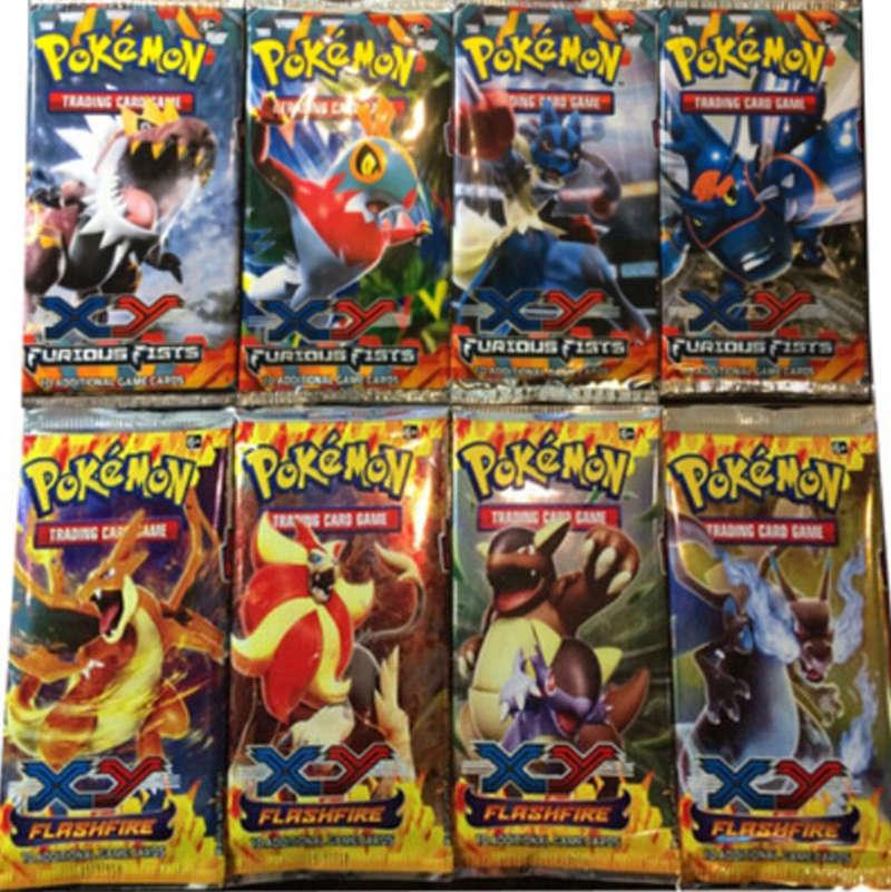 9pcs / lot English anime Pokemon toy 2015 Newest Pokemon cards pack Shiny Action Toy Figures kids birthday Christmas gift(China (Mainland))