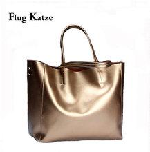 women Genuine leather bags Women Real leather Handbags Large Shoulder bags Designer Vintage bag Bolsas femininas(China (Mainland))