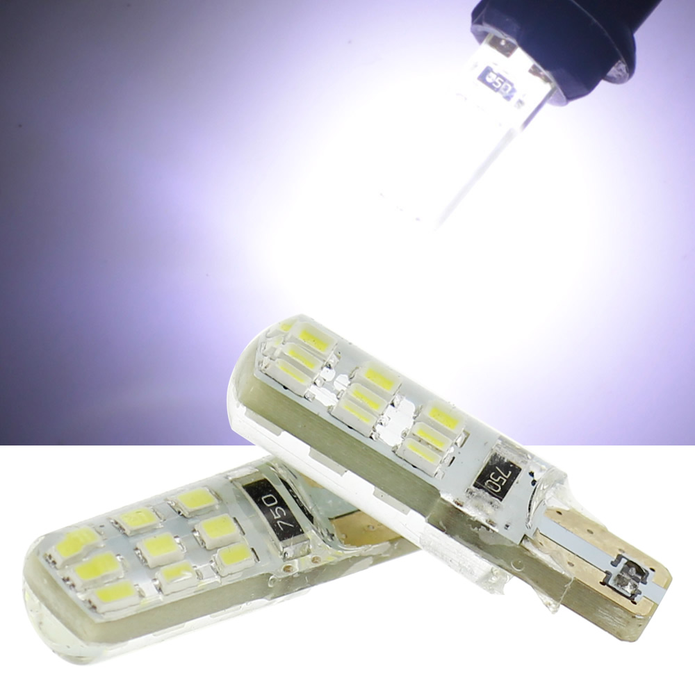 Smd Led T10 Bulb About White 12v 36 Circuit Board Rv Boat Light Ba9s New Photos