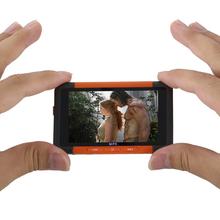 2017 NEW 4GB 8GB Slim MP3 MP4 MP5 Music Player With 4.3 LCD Screen FM Radio Video Movie(China (Mainland))