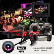 Drone 1315s Professional Aerial Photography Quadrocopter FPV Live Camera Image Transmission Model Of Remote Control Helicopter