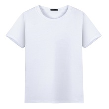 Buy Cotton Men T-shirts Classical 2017 Short Sleeve O-neck Solid Color Loose Basic Tshirt Casual Fitness Men Bottoming shirt for $5.99 in AliExpress store