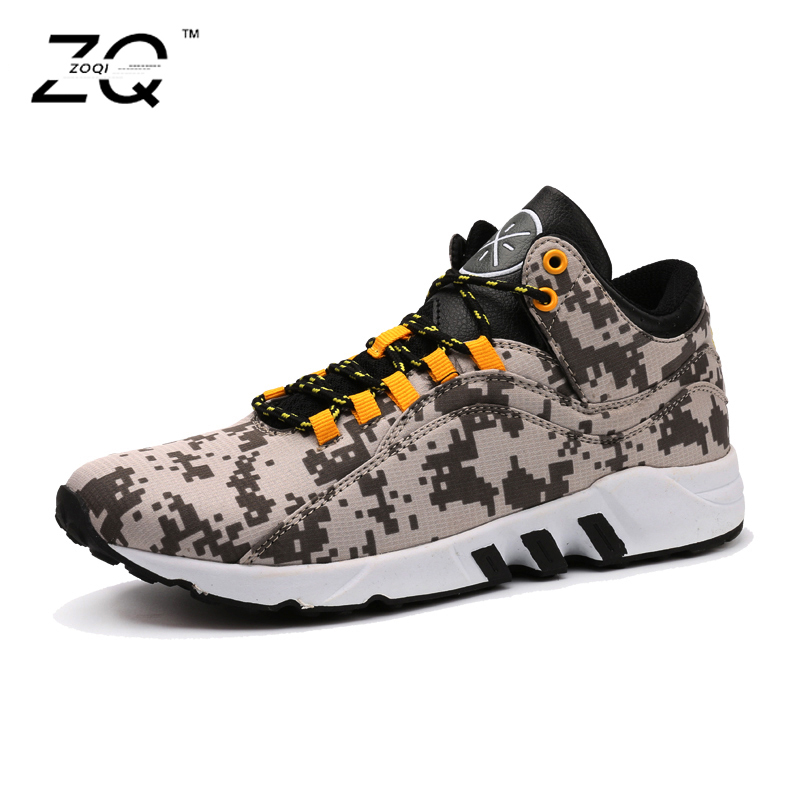 ZOQI Athletic Men Basketball Shoes High Quality Basketball Shoes Men Sneakers Brand Sports Shoes Men Basket Chaussure Homme 2016(China (Mainland))