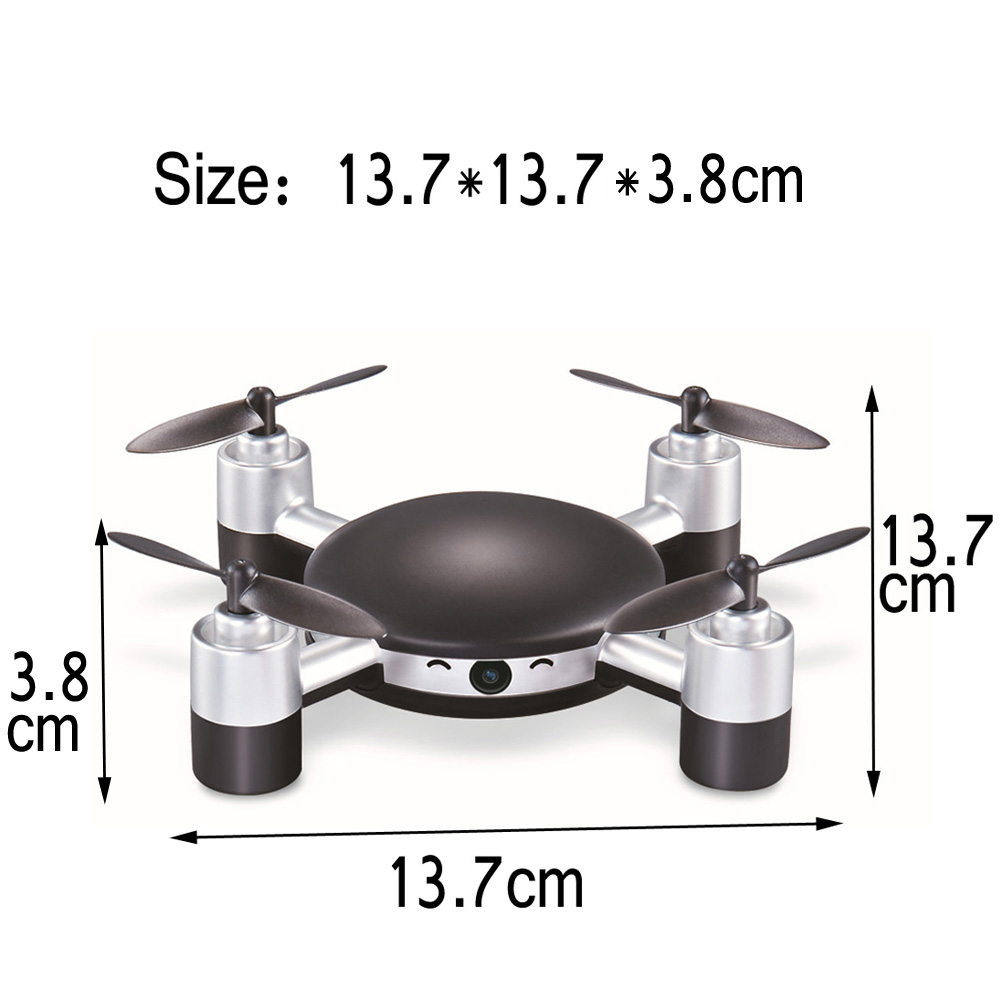 HOT MJX X916H Mini WiFi Drone with FPV 0.3MP Camera 4CH 6axis-gyro RC Quadcopter Headless Mode With APP Control Toy