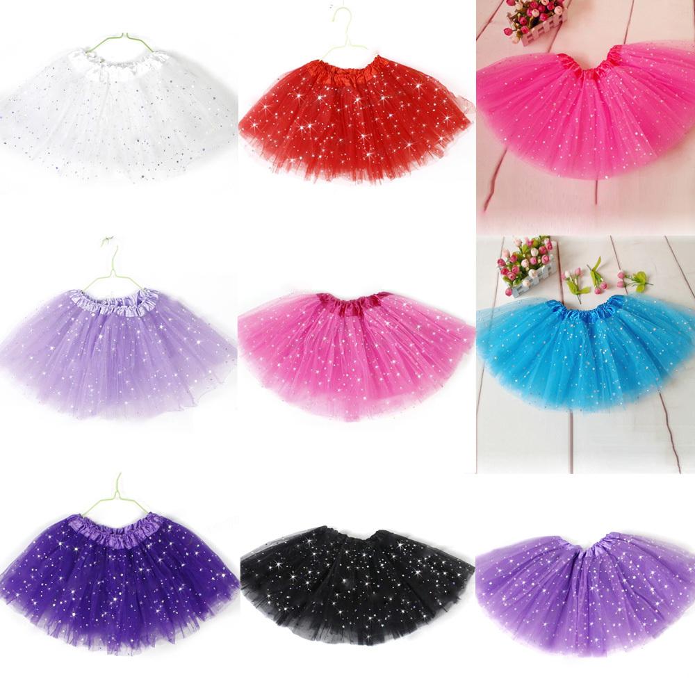 Girls Kids Tutu Skirt Princess Party Ballet Dance Wear  Pettiskirt Costume(China (Mainland))