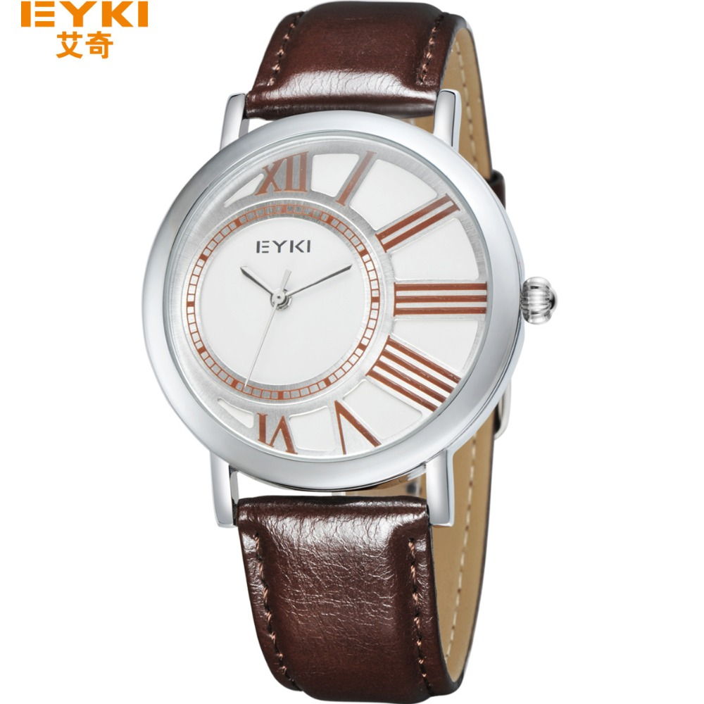 2016 eyki brand luxury new fashion leather