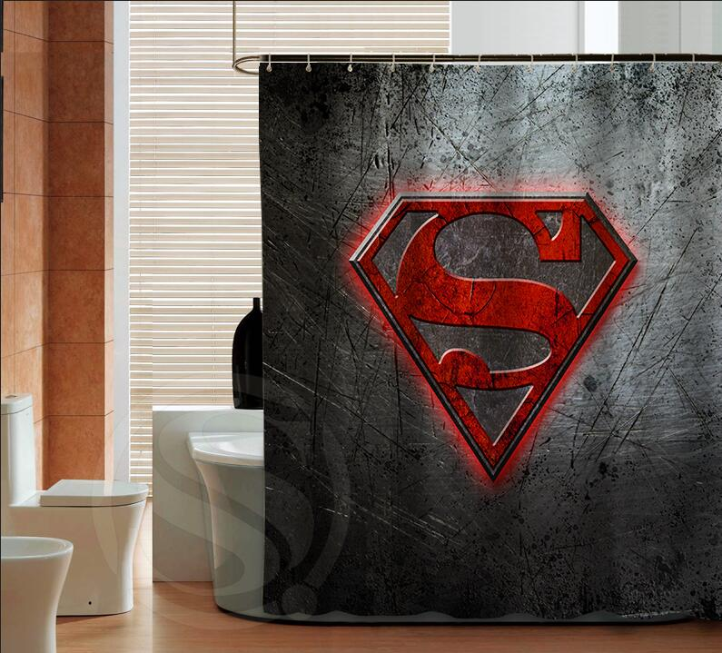 Superman Bathroom Decor Reviews Online Shopping Superman