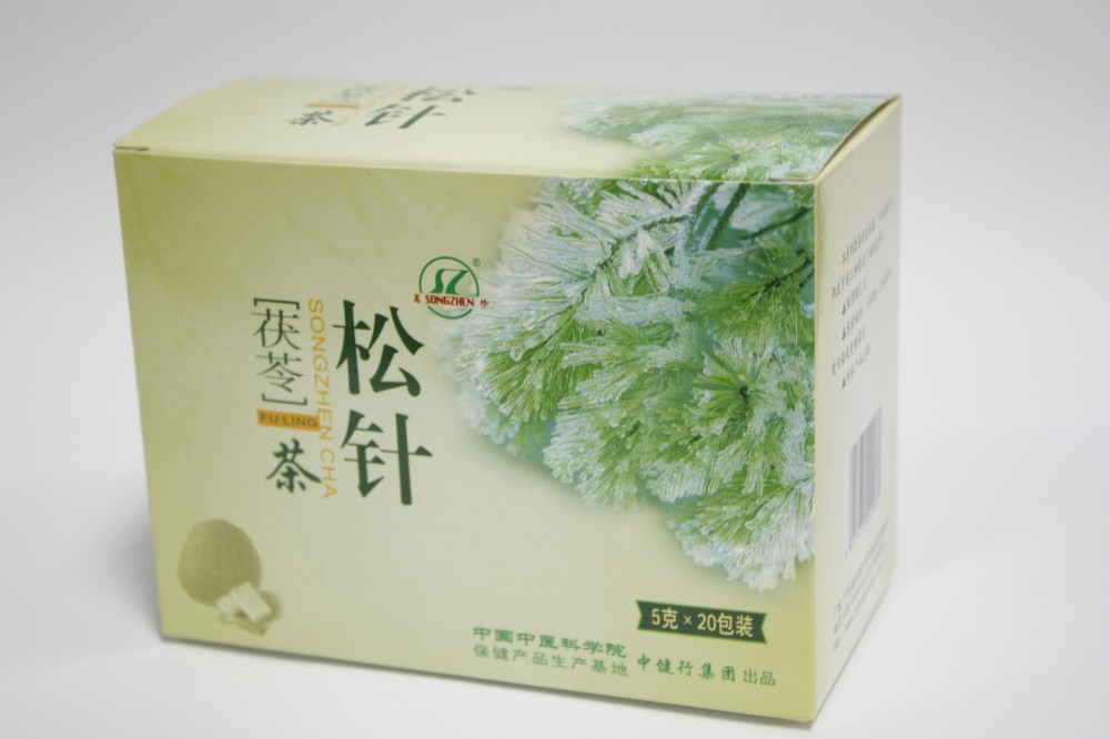 Chinese Herb Tea 3packs/lot Pine Needle Tea Shipping By EMS Beauty And Healthy Tea Best Selling In Russia And USA(China (Mainland))
