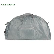 FREE SOLDIER Легкая складная переносная дорожная сумка, встроенный карман-чехол, 420D нейлон(China (Mainland))
