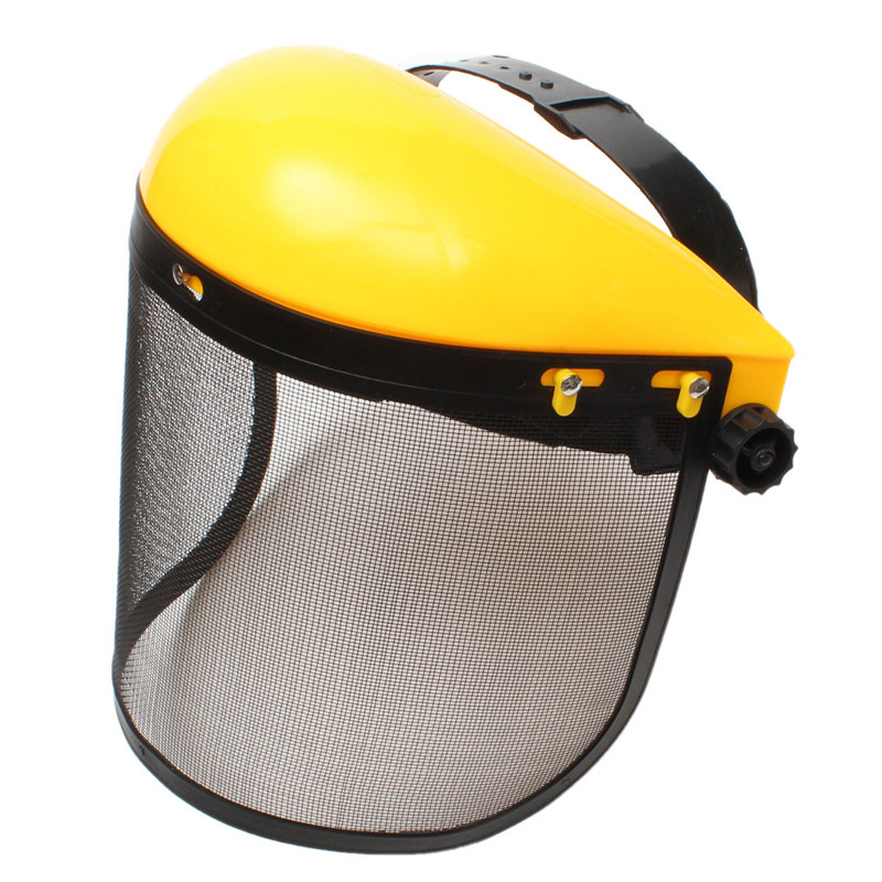Mesh Chainsaw Safety Helmet Hat Logging Brushcutter Forestry Visor Protection New Arrival(China (Mainland))