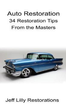 Automotive Restoration Article Hot Tips for Automotive Resto...(China (Mainland))
