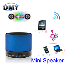2016 new Bluetooth Speakers S10 Wireless mini portable speaker TF FM Radio For iPhone for Samsung MP4 MP3 player PC BT Speakers(China (Mainland))