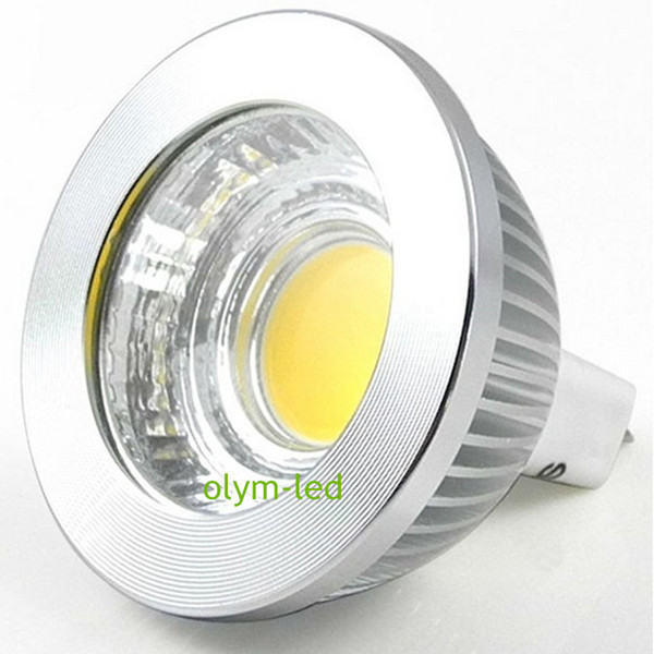 10Pcs Hottest Seller COB LED MR16 12V Dimmable 5W 7W Warm White Spot Light Bulb Energy Saving CE RoHS Free shipping(China (Mainland))