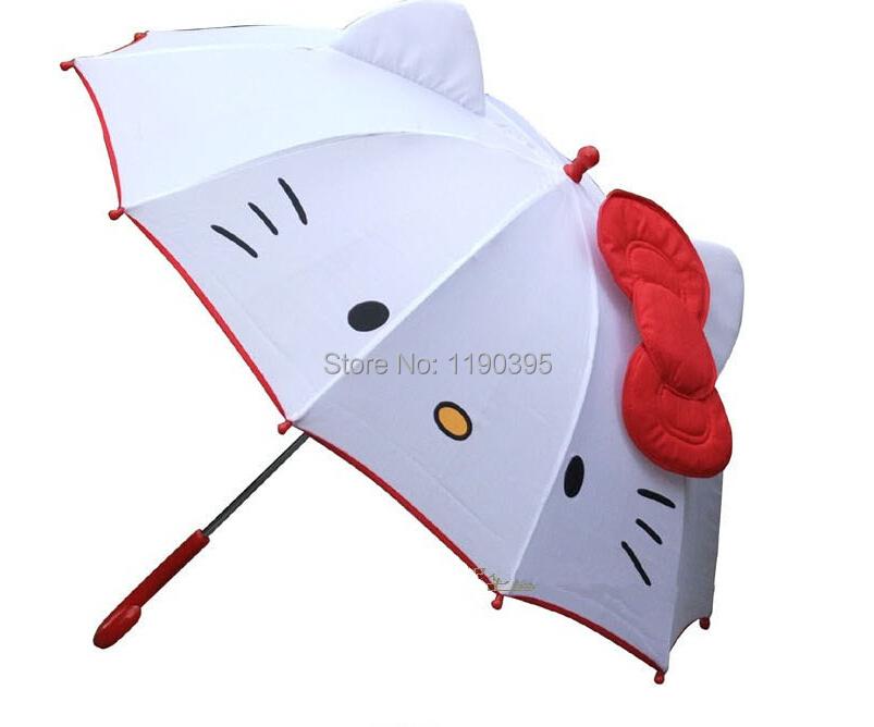 Mini rain gear small umbrella for kids Hello Kitty guarda chuva umbrellas children umbrella parasol sombrinha samurai women(China (Mainland))