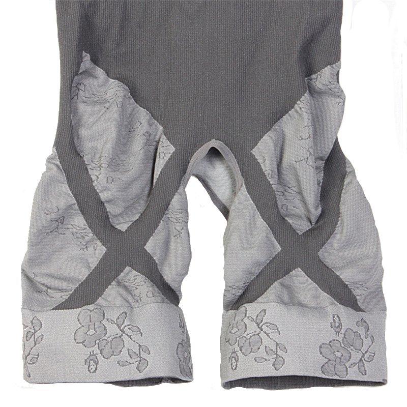 Bamboo Fiber Magic Slimming Beauty Control Corset Underwear Suits Body Shaping Underbust Shapewear 2015 New Plus