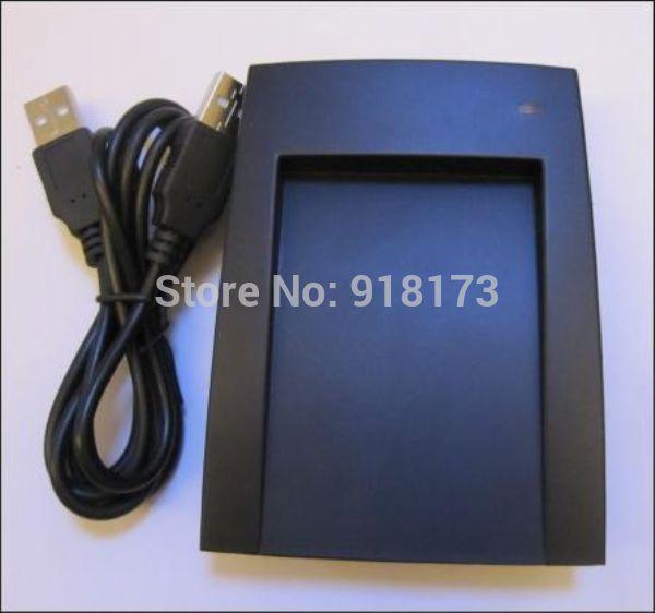 1pcs/lot high Performance Access Control 125Khz USB RFID ID EM Card/Keyfobs Reader(China (Mainland))