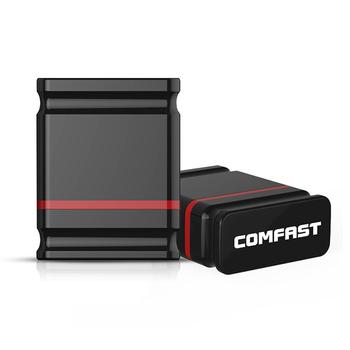 Black Colour 802.11 n/g/b LAN Mini 150Mbps USB WiFi Signal Receiver/Emitter WiFi Adapter wifi dongle
