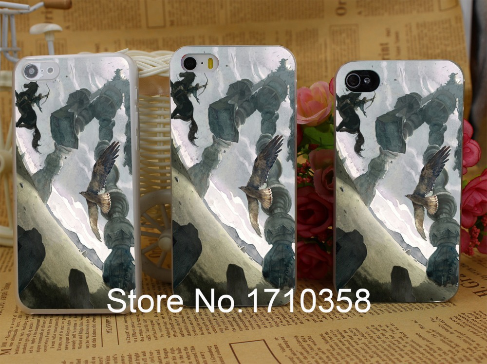shadow (large format) Hard Transparent Clear Back Style Case Cover for iPhone 5 5s 5c 4 4s(China (Mainland))