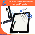 LL TRADER Good Quality AAA Replacement for ipad 3 for ipad 4 Touch Screen High screen