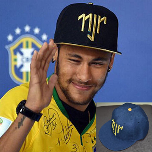 2015 Hip Hop Brand Fashion Adjustable NJR Neymar Snapback Caps Hat for Men Gorras Basketball Baseball Cap Bones aba reta(China (Mainland))
