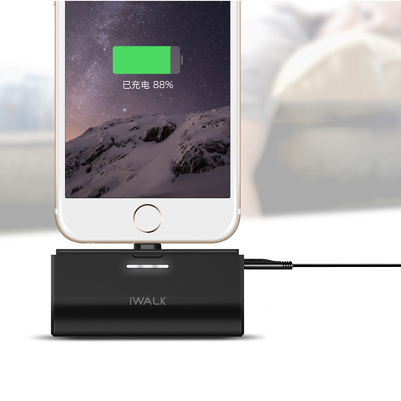 3000mah Wireless Free Power Bank External Mobile Phone Battery Charger Powerbank For iPhone 5s 6 6s Battery Charger With Plug(China (Mainland))