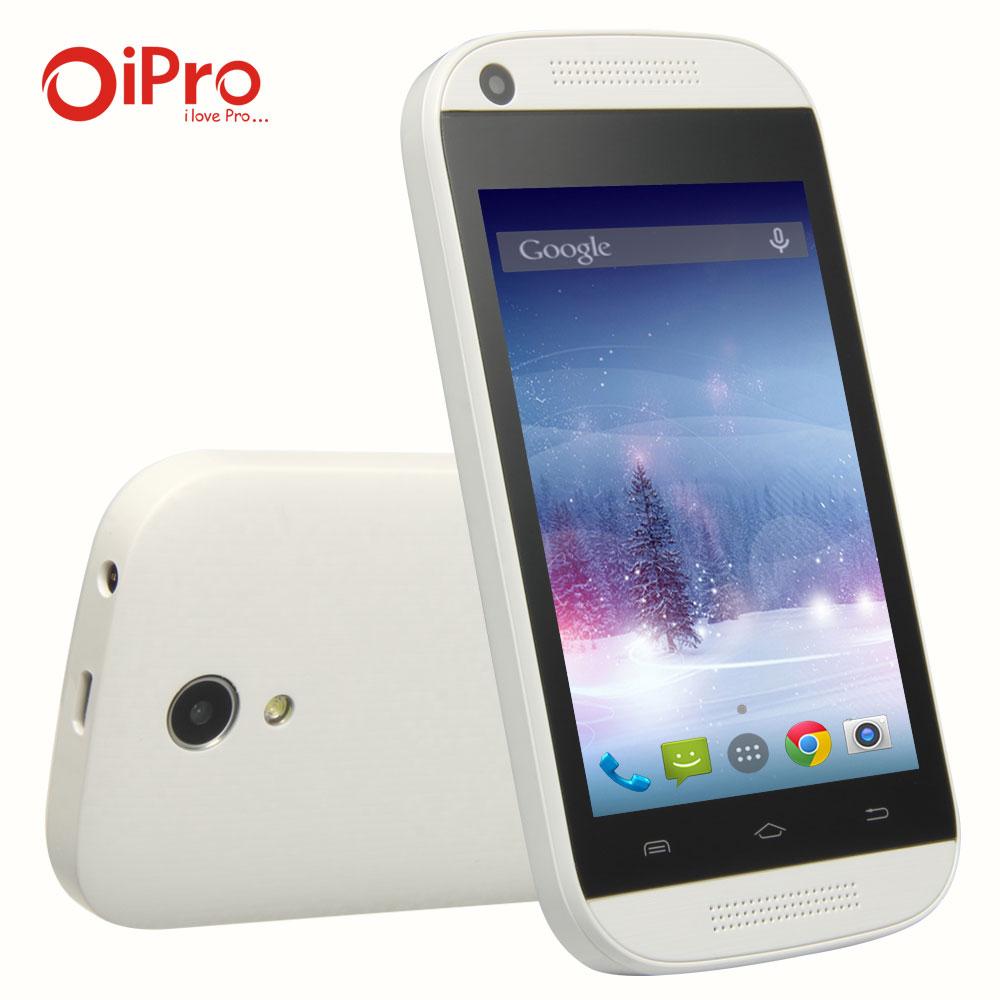 Original IPRO Celular Android 4.4 MTK6571 Dual Core Mobile Phone Ram 512M Rom 4G Dual SIM 3G WCDMA Smartphone WIFI Russian(China (Mainland))