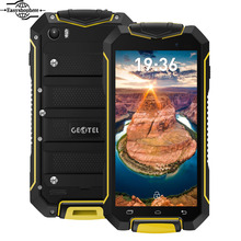 4.5 Inch GEOTEL A1 Mobile Phone Android 7.0 MTK6580M Quad Core 3400mAh Smartphone 1GB+8GB 8.0MP 960x540 IP67 Waterproof Phone(China (Mainland))