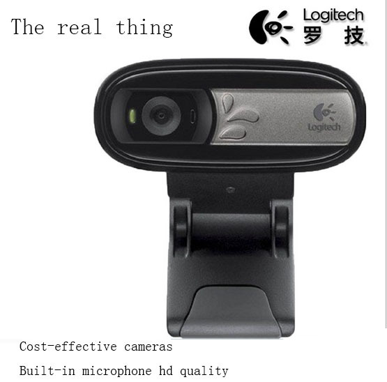 [built-in mike] Logitech/Logitech C170 network hd laptop/desktop video camera(China (Mainland))