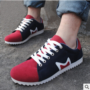 New low leisure han edition helps gump shoes in spring and summer fashion color matching(China (Mainland))
