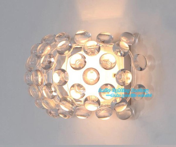 Hot Selling Foscarini Caboche Wall Lamp Sconce 1 Light White - Smile Lighting Factory's store