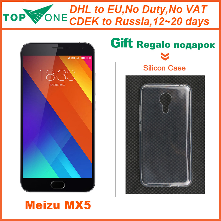 MEIZU MX5 4G LTE Mobile Phone MT6795 Helio X10 Turbo 2.2 GHz Octa Core Camera 20.7 MP 3GB RAM 16GB ROM 5.5'1920 x 1080 3150mAh(China (Mainland))